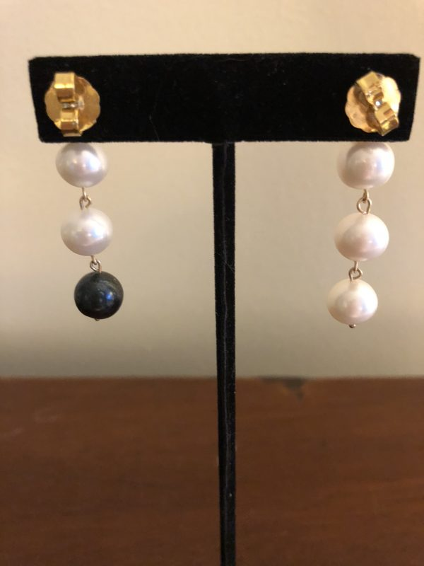Upside Down Earrings