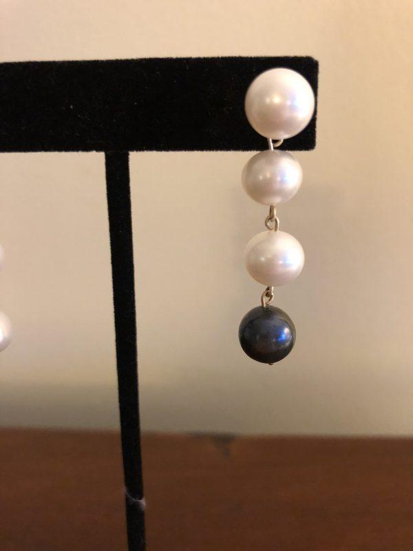 Upside Down Earrings